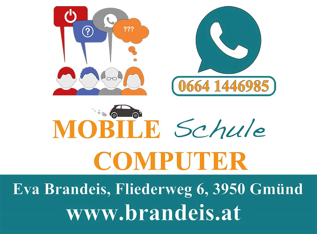 Eva-Brandeis-Computerschule-Waldviertel